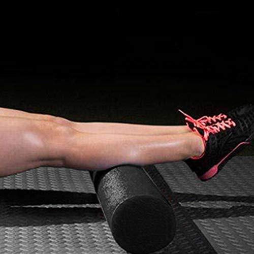DERNON Masaje de Yoga Extra Fuerte de Alta Densidad EPP Rodillo Muscular Dolor de Espalda Trigger Yoga