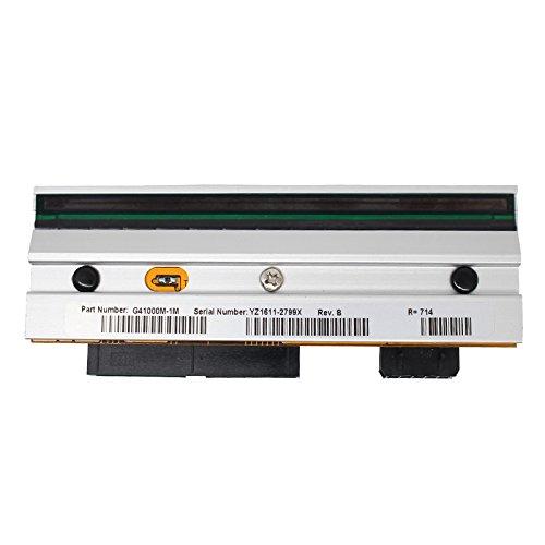 Druckkopf für Zebra 105SL Barcode Label Drucker G32432–1M 203DPI Thermo tranfser (Zebra-barcode-drucker-zubehör)