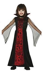 Guirca 83157 - Condesa Vampira Infantil Talla 10-12 Años