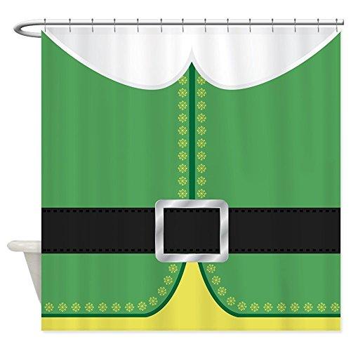 Buddy Die Elf Kostüm–Dekostoff Vorhang für die Dusche