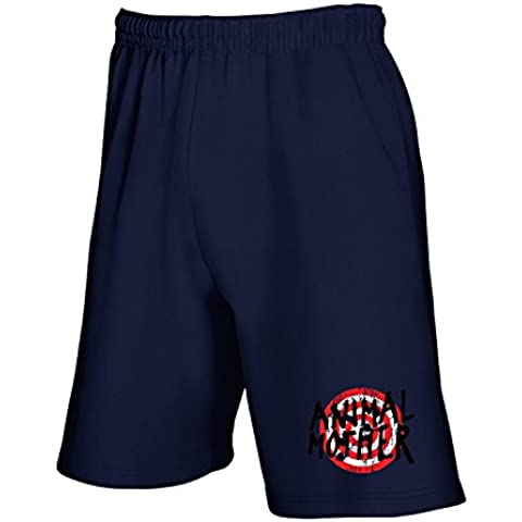 T-Shirtshock - Pantalone Tuta Corto TF0088 Inspired