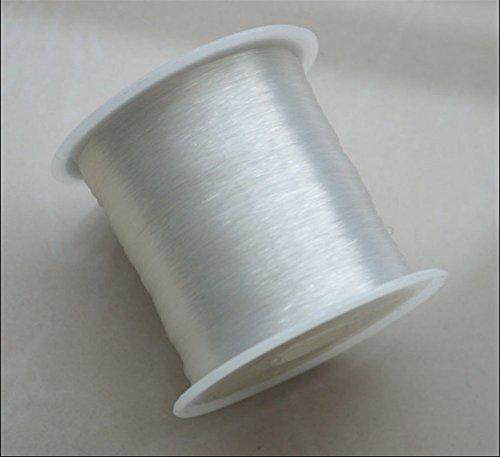 MTSZZF 1 Rollo de Cord?n de Hilo de Nylon de 0