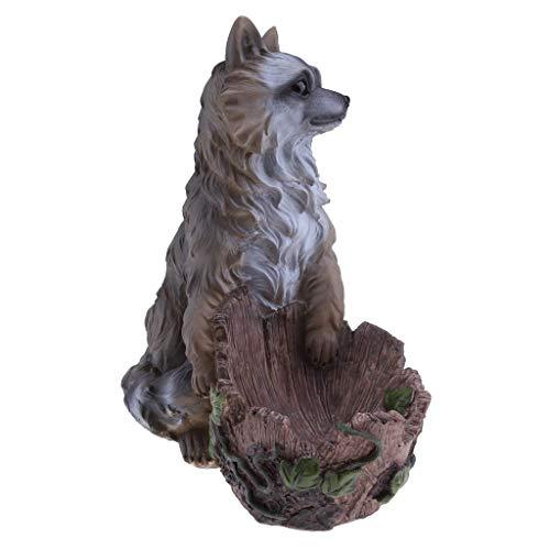 Backbayia Hundespielzeug, Tierfigur, Dekoration fürs Auto, Geschenk für Kinder