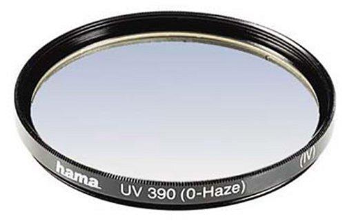 Hama UV- und Schutz-Filter, (8-fach Vergütung, Für 58 mm Foto-Kameraobjektive, HTMC, 390)