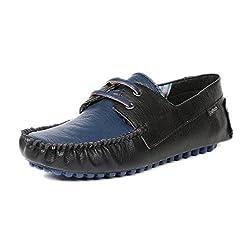 TEN Black Loafers