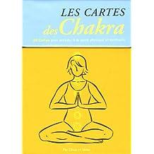 Les cartes des Chakra : 50 cartes pour accéder à la santé physique et spirituelle