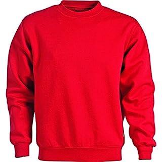 Acode 100210 Round Neck Sweatshirt Red 3Xl