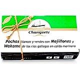Conservas Chanquete - Pochas Con Mejillones Y Wakame