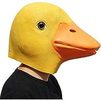 PartyCostume Máscara de Cabeza Animal de Látex de Fiesta de TrajeLujo de Halloween ...