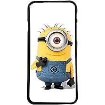 Carcasas de movil fundas de moviles de TPU compatible con Samsung Galaxy J5 2017 Minions dibujos