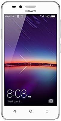 Huawei Y3 II 8GB 4G Color blanco - Smartphone (SIM doble, Android, MicroSIM, EDGE, GPRS, GSM, WCDMA, LTE)