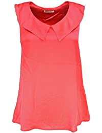lavand Top Blusa Salmon