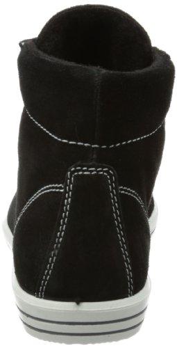Ricosta  ZAYNATA(M), Hi-Top Slippers fille Noir - Schwarz (schwarz 096)
