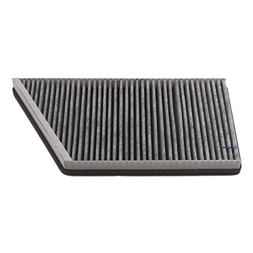 febi bilstein 36026 Aktivkohlefilter/Innenraumfilter, 1 Stück - 0.2 Ps-motor