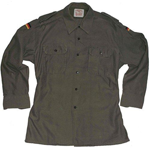 Armeekaufhaus 8415-12-178-3473 Feldhemd oliv Gr. 4 (41/42)