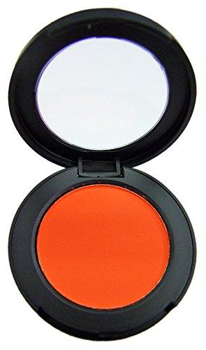 Orange Haar-shampoo (Haarkreide zum temporären Haare färben Orange - Tolles Accessoire zu Karneval oder Mottoparty in praktischer Dose)