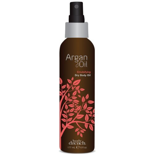 Body Drench - Argan Oil Emulsifying - Volume : 177ml