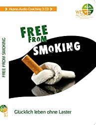 Free From Smoking: Glücklich leben ohne Laster Hypnose Audio Programm