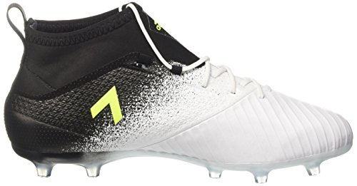 adidas Ace 17.2 Fg, Chaussures de Football Homme Jaune (Footwear White/solar Yellow/core Black)