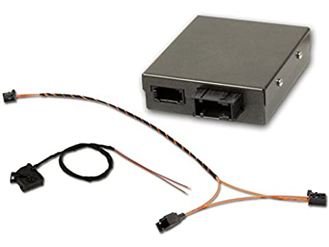 Kufatec FISTUNE 40150-1 DAB / DAB + Integration for BMW NBT F-Series without CD / DVD changer