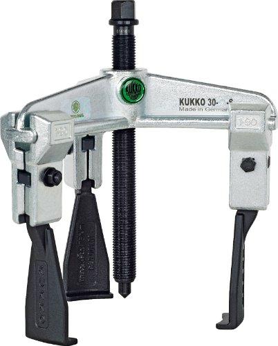Kukko 30-2-S Extractor de 3 patas espacios angostos, 160 x 150 mm
