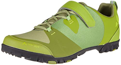Vaude Herren Men\'s Tvl Pavei Radreise Schuhe, Grün (Green Pepper 785), 43 EU