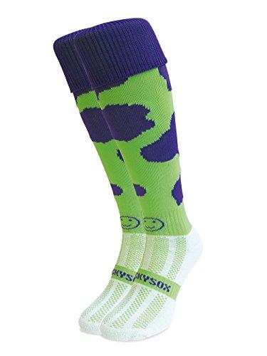 WackySox Happy Heffer Sports Socks