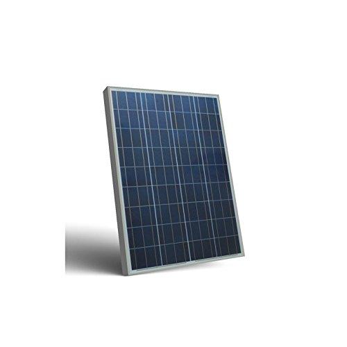 Placa Solar Fotovoltaico 100W 12V Policristalino Implant