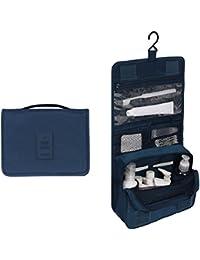 cocogo portátil bolsa impermeable bolsa de lavado bolsa de cosméticos para colgar Toiletry bolsa multifunción de viajes de vacaciones