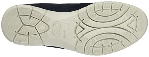 CallagHan 88301 Sneakers Uomo Pelle Blu