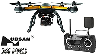 Hubsan X4 Pro Low Edition FPV Drone GPS, 1080P Camera & Gyro Gimbal by Hubsan
