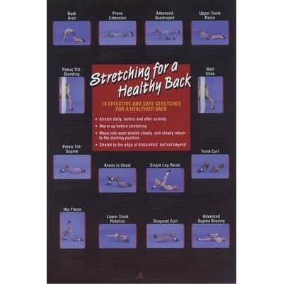 [(Stretching for a Healthy Back)] [ By (author) Human Kinetics, Created by Human Kinetics ] [June, 1997] par Human Kinetics