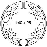 Zapatos de freno y freno para freno de tambor 140Â * 25Â mm /Gilera 125Â
