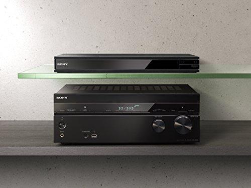 4125jwT2SWL - Sony UBP-X800 4K Ultra HD Blu-Ray Disc Player with High-Resolution Audio and Hi-Fi Quality - Black