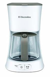 Electrolux EKF5110 Cafetière Filtre Blanc / Gris Antique