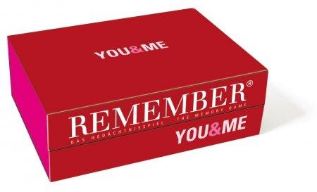 Preisvergleich Produktbild Remember You and Me 44 44 Bilderpaare suchen und finden Das Gedächtnisspiel