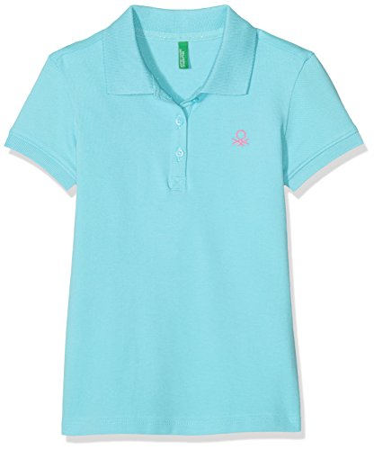 united-colors-of-benetton-mdchen-poloshirt-h-s-polo-shirt-blau-blue-4-5-jahre-herstellergre-x-small