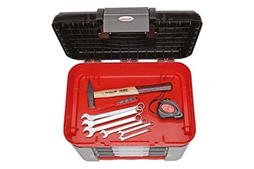 Carolus Werkzeugbox mit Universalsatz Basis, 2232.000