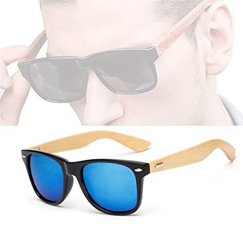 Sport-Sonnenbrillen, Vintage Sonnenbrillen, New Bamboo Sunglasses Women Men Wooden Leg Sunglasses For Male Female Vintage Travel Goggles Sun Glasses Eyeglasses Other Color 11