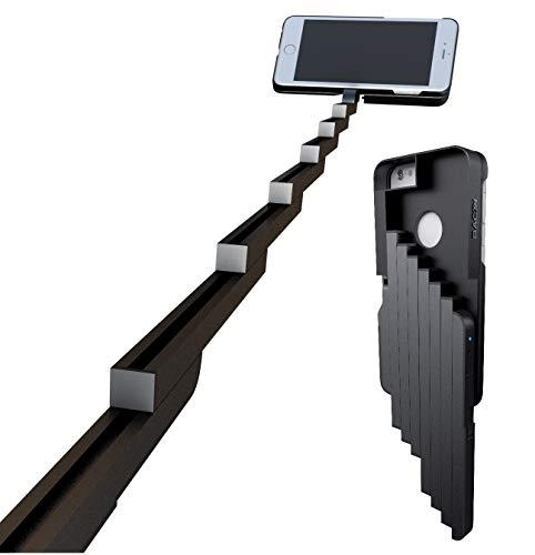 BAXET - Back - Selfie Stick Cover | Non Devi più portarti Il Bastone per Avere Le splendide Foto dei Tuoi Viaggi e Fantastici Selfie per i Social Network.