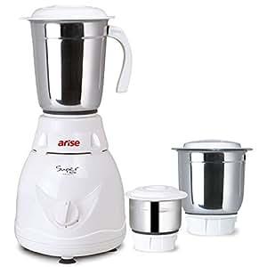 Arise Super Versa 3 Jar Mixer Grinder