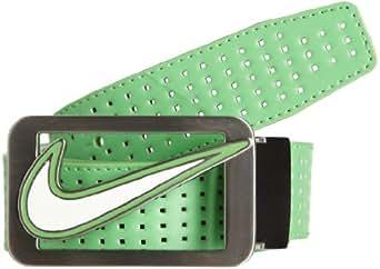 Nike Square Perf Reversible Gürtel Farbe:grün/weiss