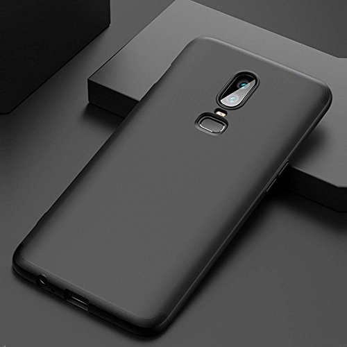 new arrival 83945 0fb23 E-Cosmos Original Full Body 3 in 1 Slim Fit Complete 3D 360 Degree  Protection Hybrid Hard Bumper Back Case Cover for OnePlus 6 (Launch Offer)