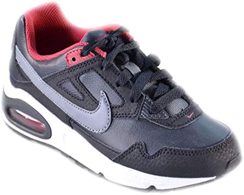 Nike Nike Nike - Nike Air Max Skyline (PS) Nere Rosse Pelle Lacci 412366 - Nero, 28.5 | Resistenza Forte Da Calore E Resistente  | Fornitura sufficiente  | Gentiluomo/Signora Scarpa  | Scolaro/Signora Scarpa  | Uomo/Donne Scarpa  e93152
