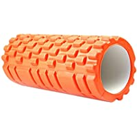Preisvergleich für Tourwin Faszienrolle Massagerolle für Faszien Foam Roller Gymnastikrolle Fitnessrolle