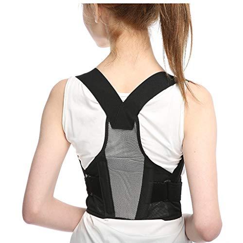 Humpback Correction Belt Buckel-Korrektur-Kleidung - verbessert schlechte Körper-Haltung Leichte Sommer-Korrektur-Band ist für Studenten-Erwachsene verwendbar Mena Uk (größe : XS)