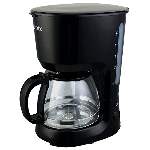 Igenix-IG8127-Filter-Coffee-Maker-125-Litre-Black