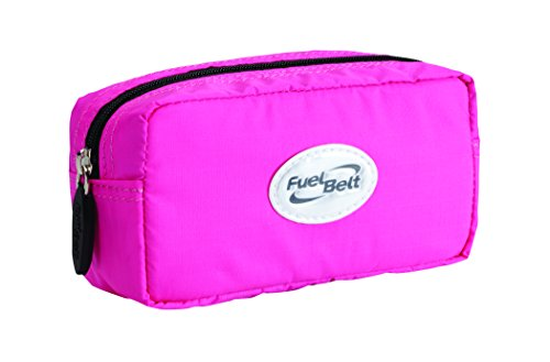 FuelBelt Gürteltasche Ripstop Pocket, Pink, 14 x 3 x 9 cm, 0.2 Liter, 0873855005731