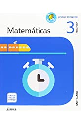 Descargar gratis MATEMATICAS 3 PRIMARIA SABER HACER CONTIGO en .epub, .pdf o .mobi