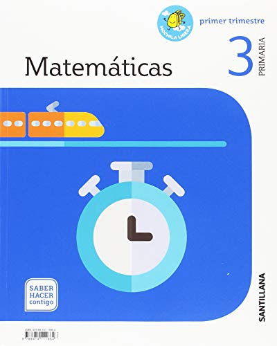 MATEMATICAS 3 PRIMARIA SABER HACER CONTIGO